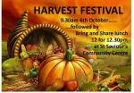 Harvest Lunch 2013