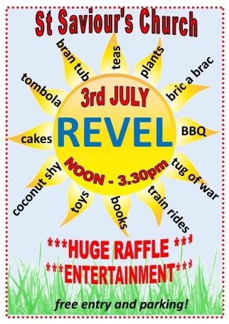 A4 poster Revel 2021